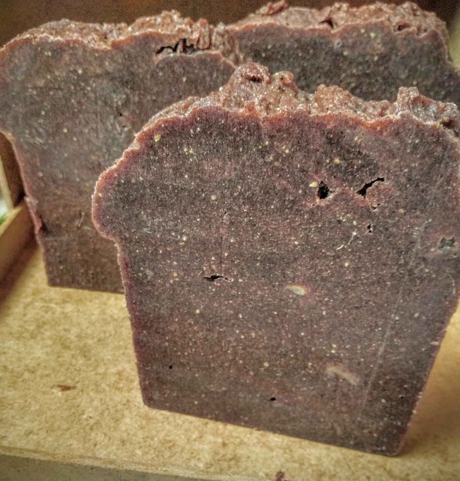 Shampoo Artesanal Sólido Capilar Crescimento Fortificado
