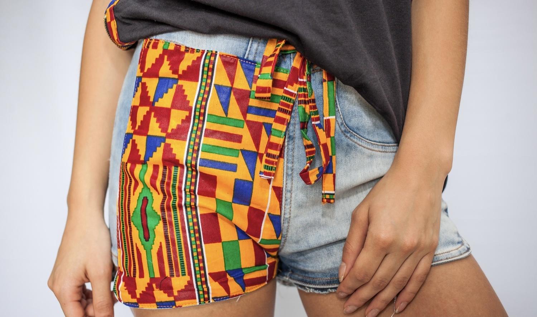 Short Jeans Kongo