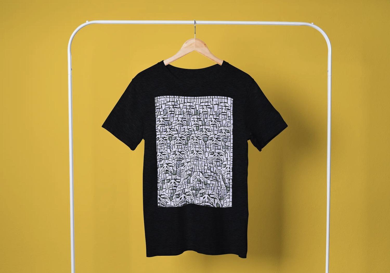 T-shirt Neggo Ancestra