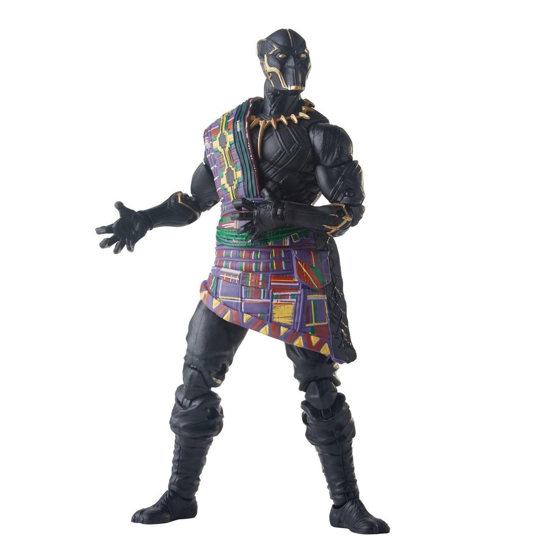 T'Chaka - O pai do Pantera Negra  - Action Figure