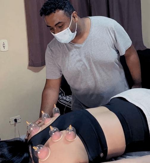 Terapias Orientais - Massoterapia