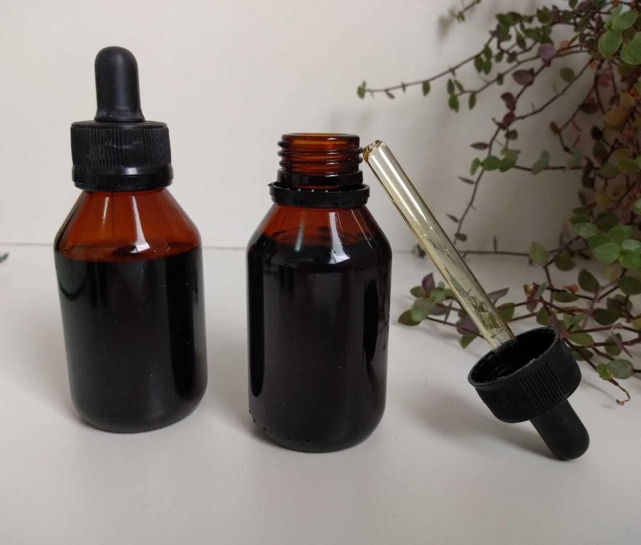 Tônico Artesanal Capilar Anti-Queda - 60 ml