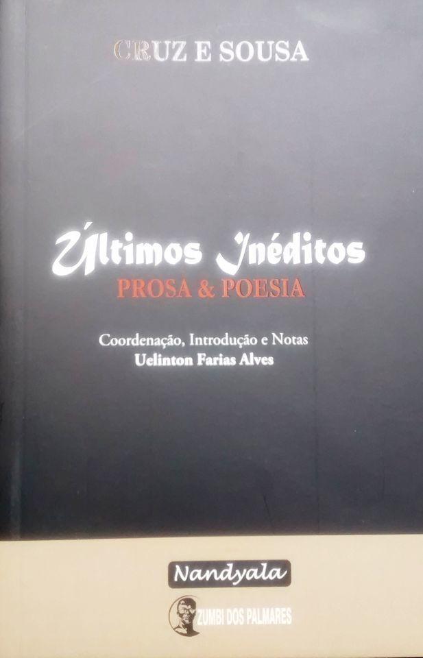 Últimos inéditos - Cruz e Sousa -NANDYALA