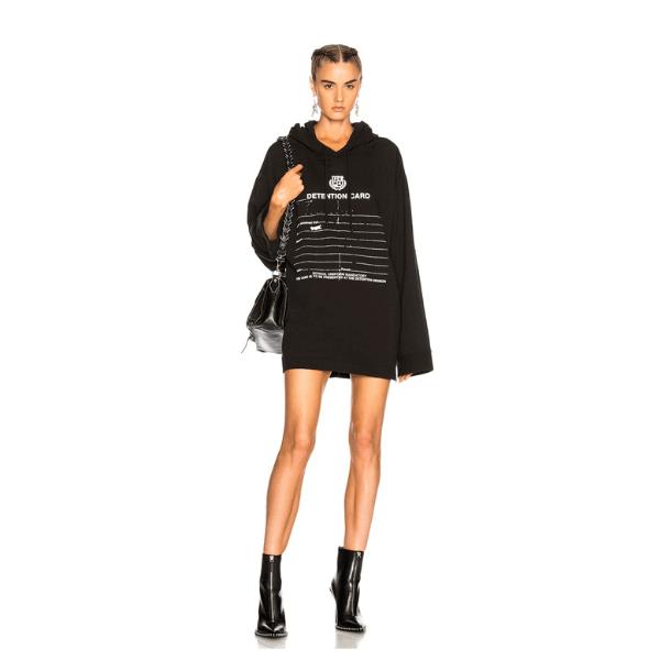 Vestido Preto Puma Fenty By Rihanna Blusão Com Capuz Unissex