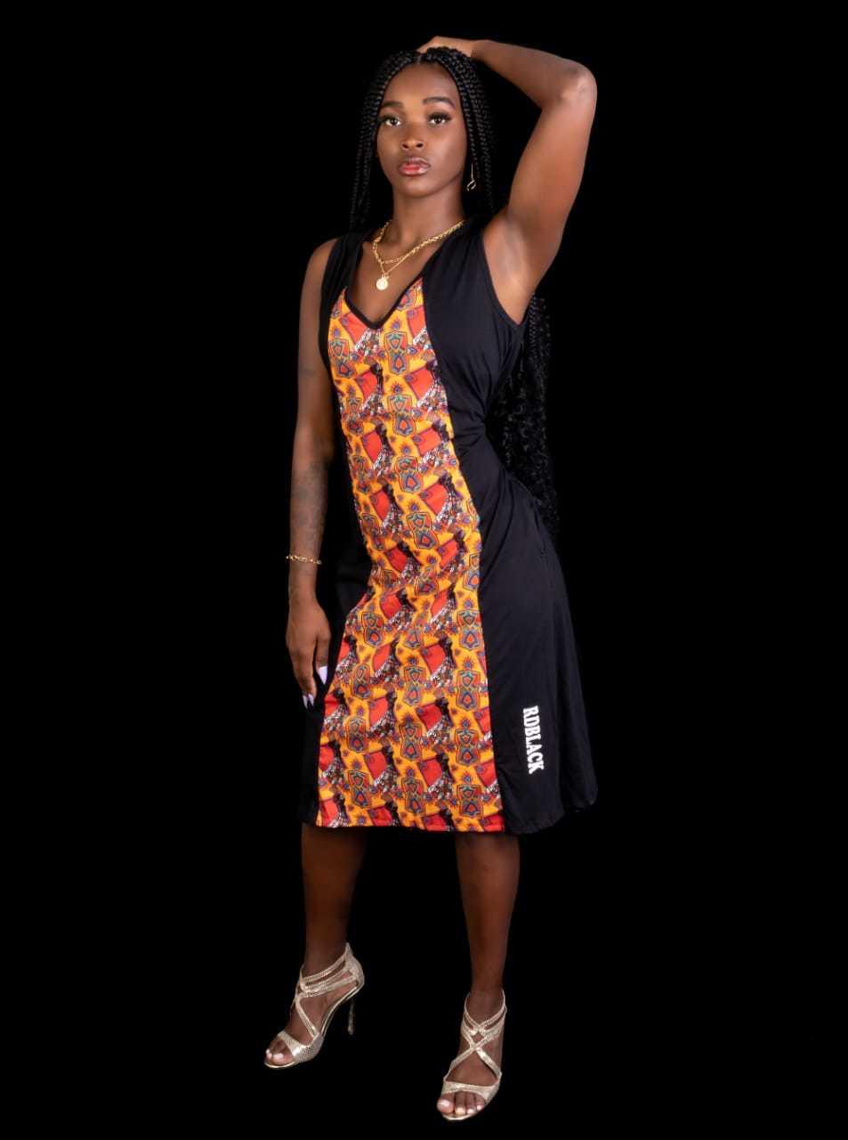 Vestido Regata