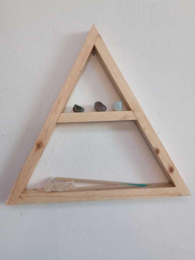 Altar de Meditação c/ divisão