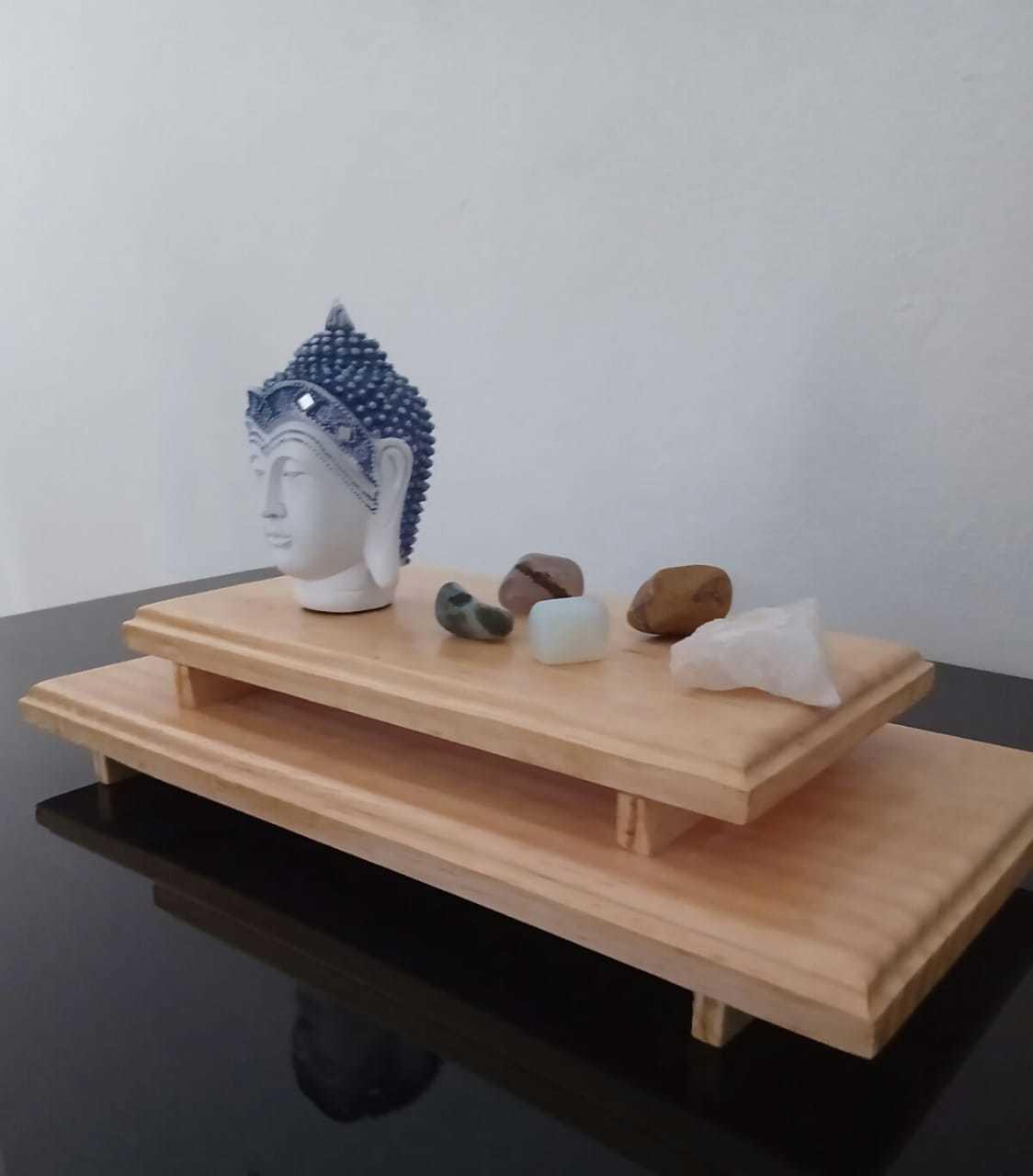 Altar de Meditação - Duplo