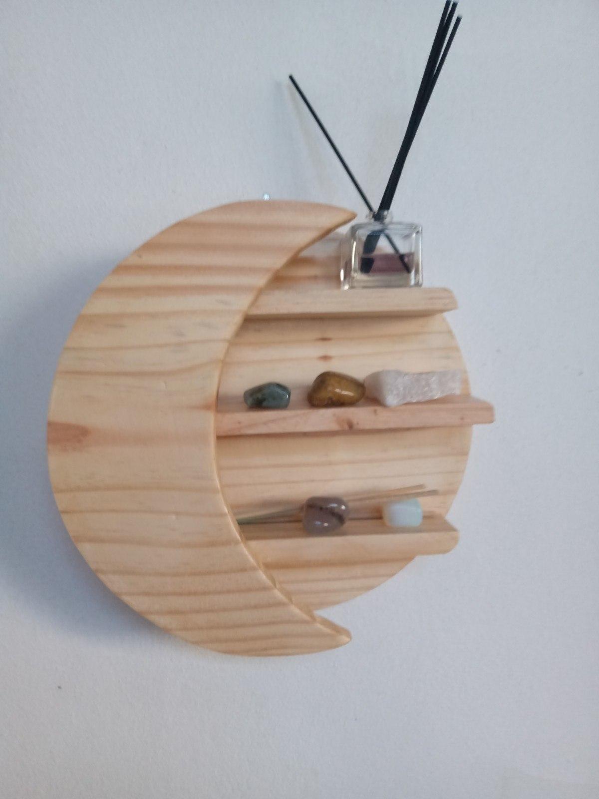 Altar de Meditação - Meia Lua
