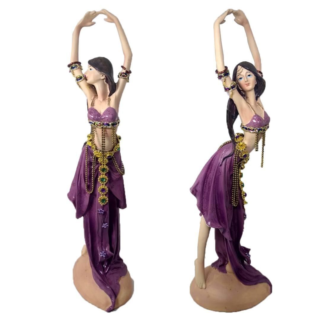 Pequena Cigana Odalisca Deusa do Poder da Dança