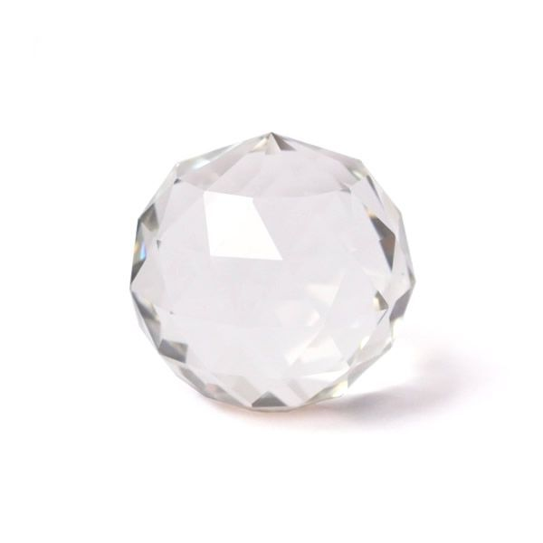 Bola de Cristal Multifacetada de Mesa (3cm)