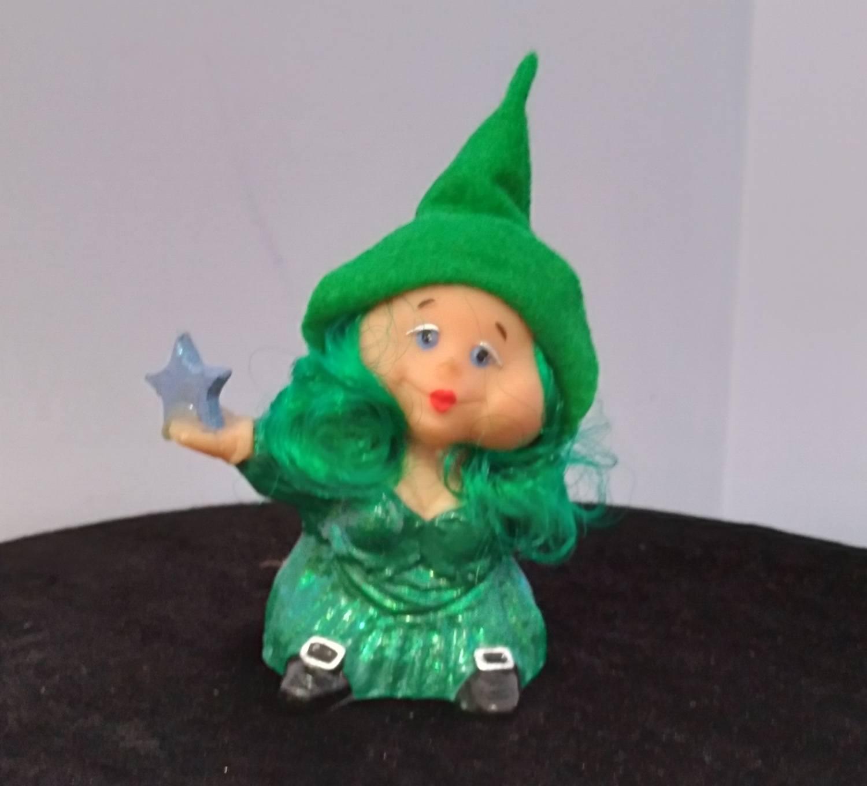 Bruxa verde