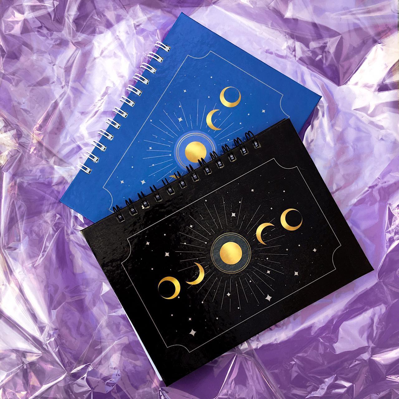 Caderno Fases da Lua