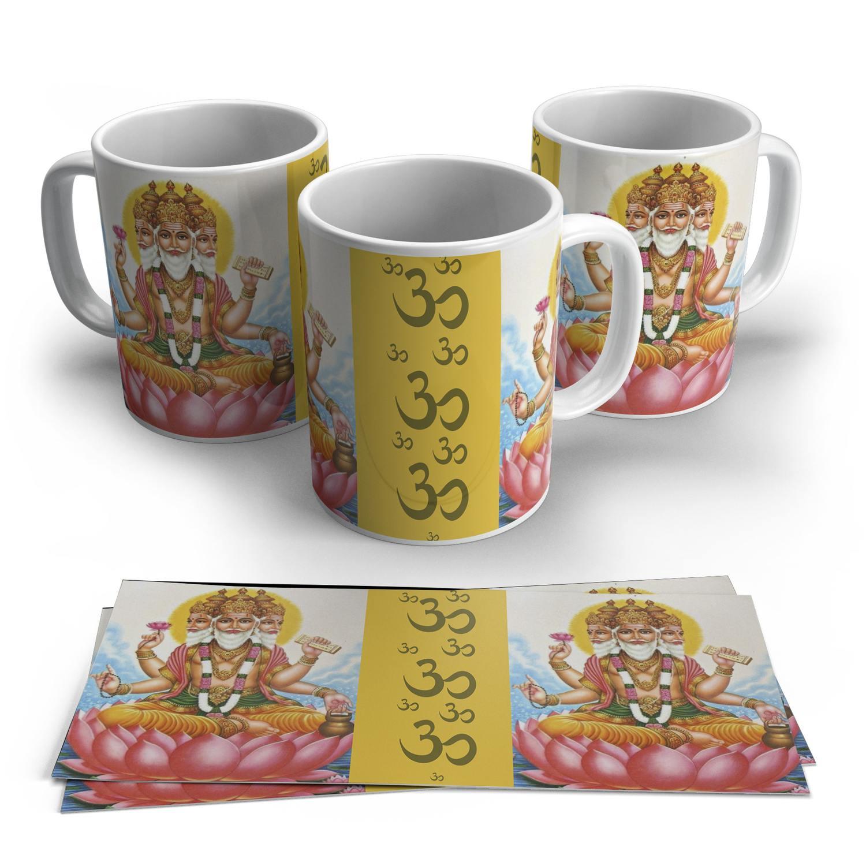 Caneca Brahma em Cerâmica 325ml