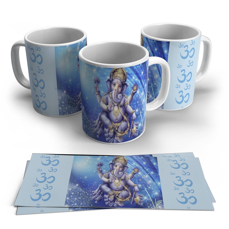 Caneca Ganesha em Cerâmica 325ml Modelo 2