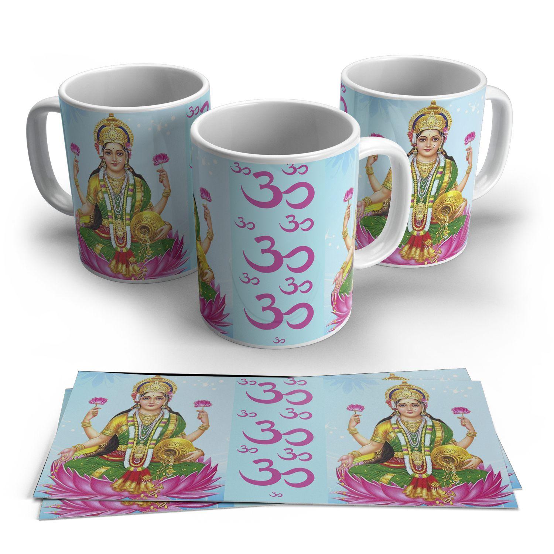 Caneca Lakshmi em cerâmica 325ml