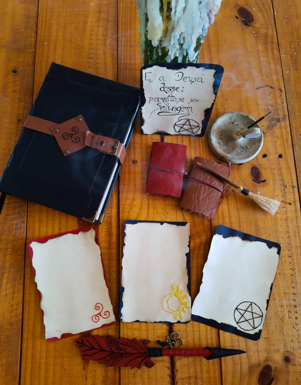 Cartão de Presente - símbolos de poder