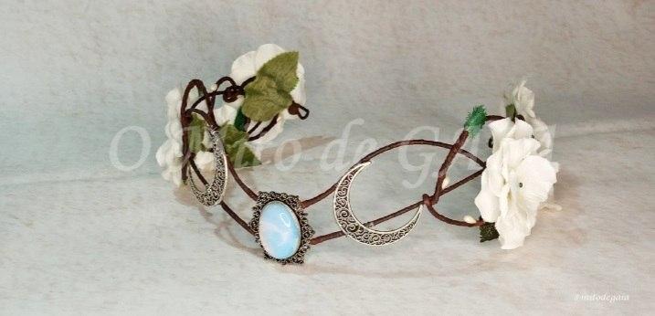 Coroa Nature Triluna - Opalina