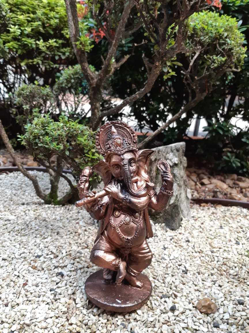 Ganesha Dançarino - 27cm