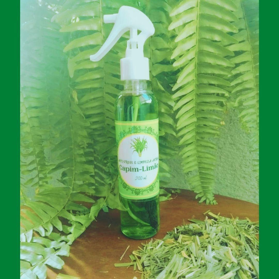 Home Spray Capim Limão