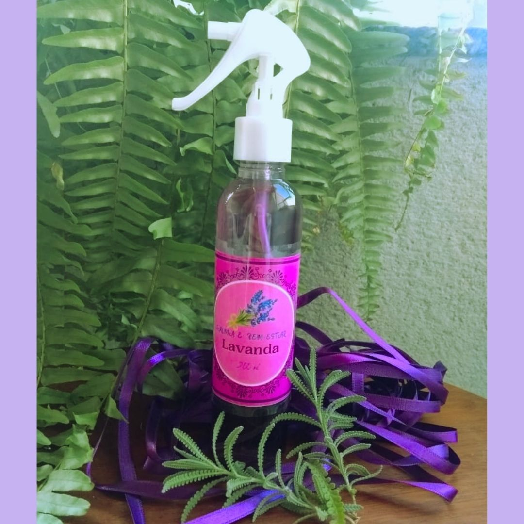 home Spray Lavanda
