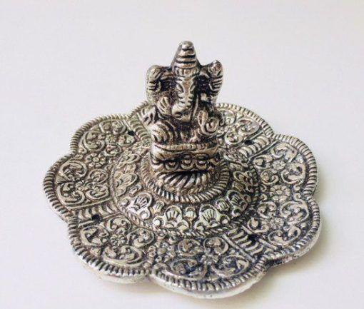 Incensário Ganesha de Mesa para 4 incensos