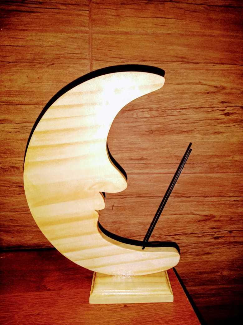Incensário Lua
