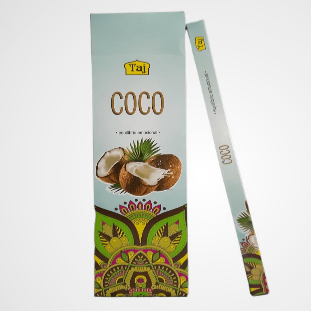 Incenso Indiano Taj Coco 15GR