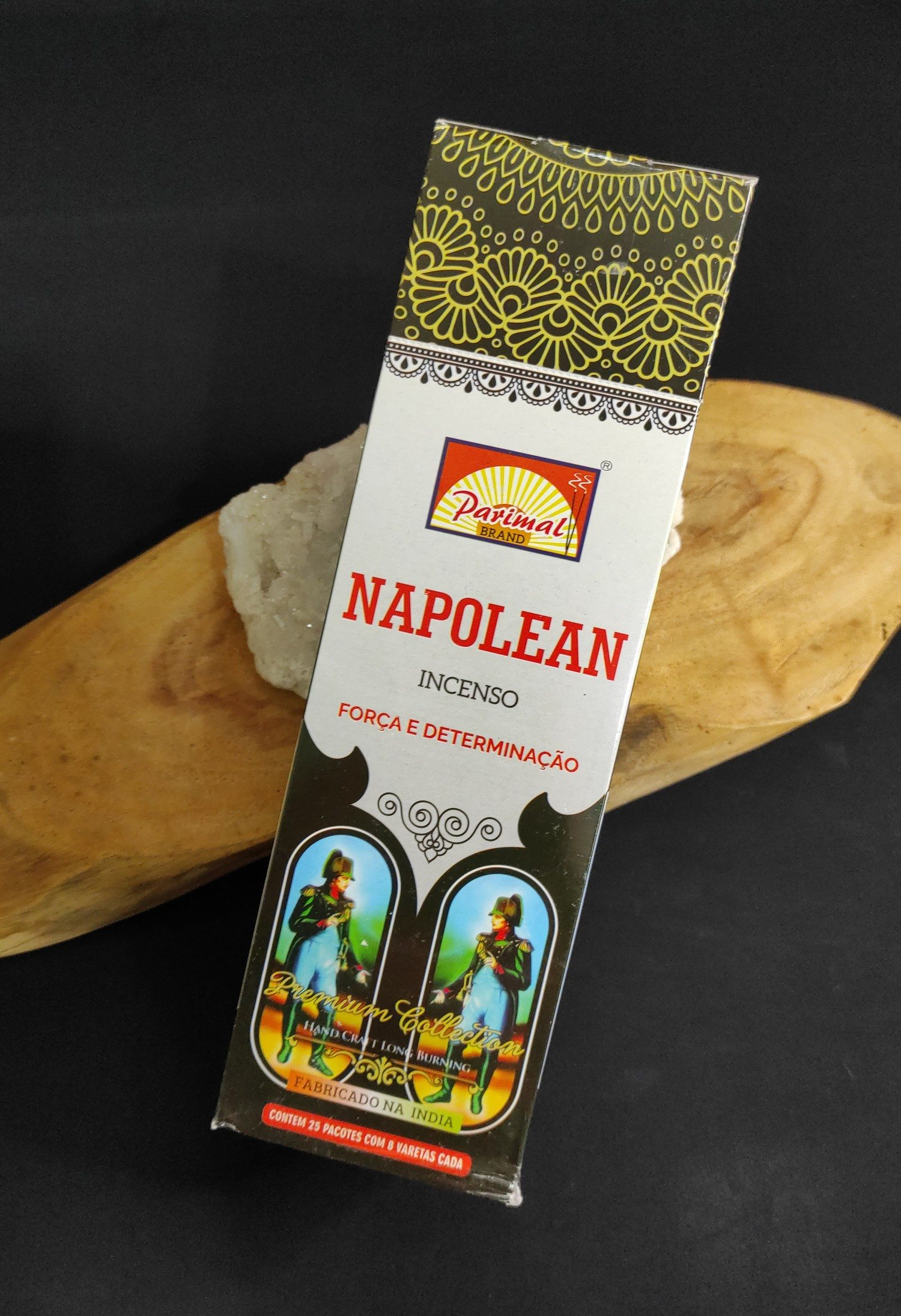 Incenso Napolean Incenso Indiano Parimal Napolean