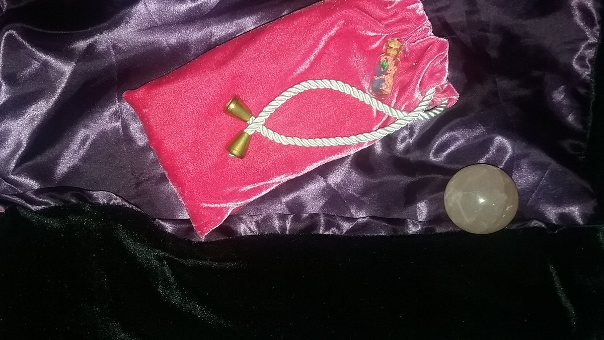 Kit Mistykbag + toalha