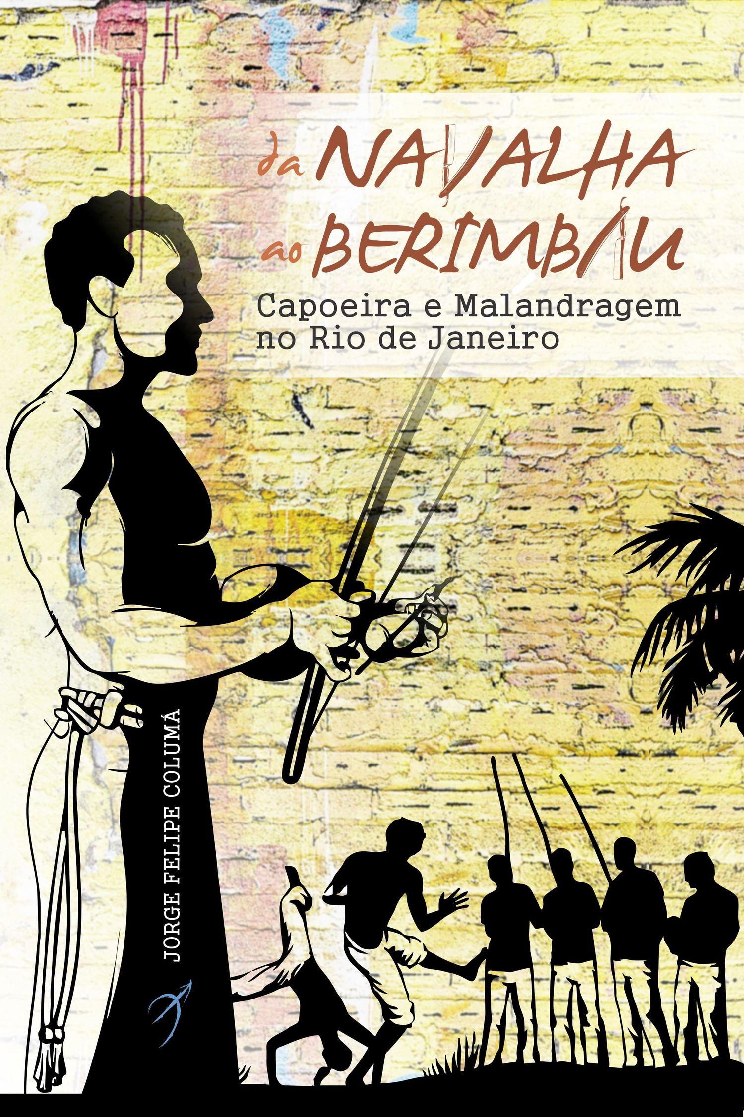Livro  Da navalha ao berimbau