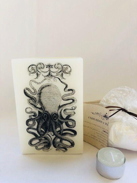 Luminária Octopus