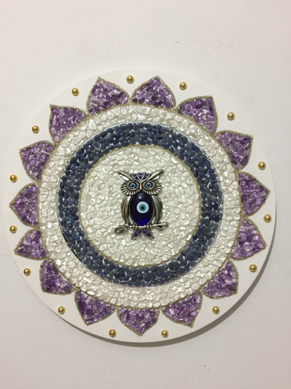 Mandala Coruja Proteçao