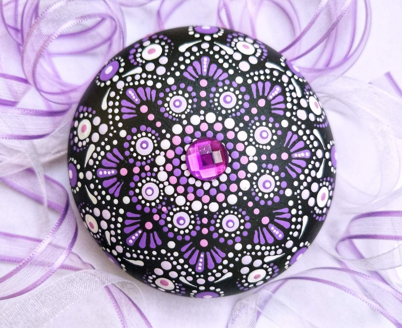 Mandala em Pedra