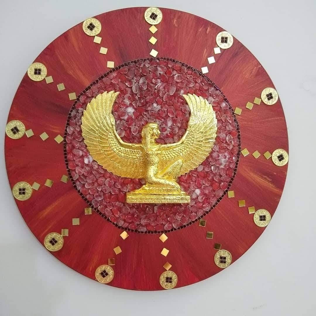 Mandala Ísis
