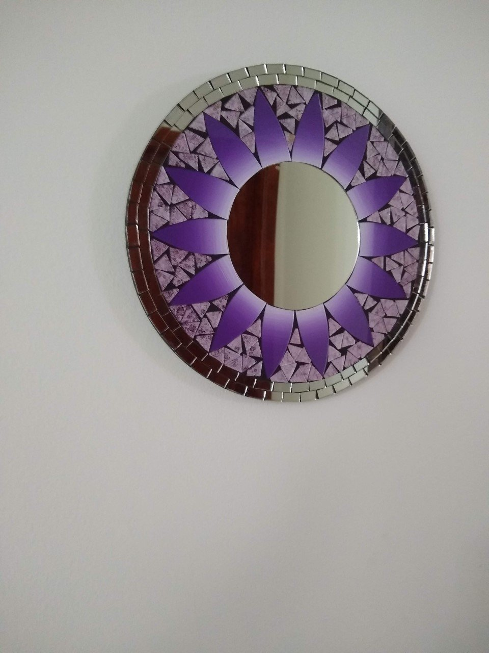 Mandala Mosaico Flor