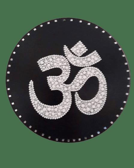 Mandala simbolo OM 35cm