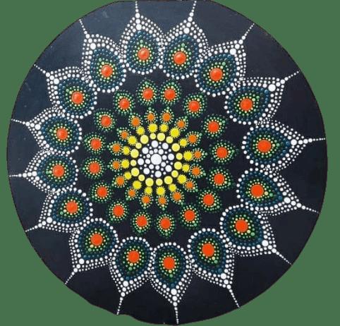 Mandala Vibracional - 35cm