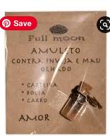 AMULETO WICCA  DE AMOR