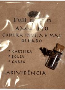 AMULETO WICCA  DE CLARIVIDÊNCIA E SABEDORIA