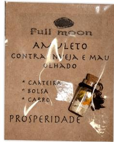 AMULETO WICCA DE PROSPERIDADE