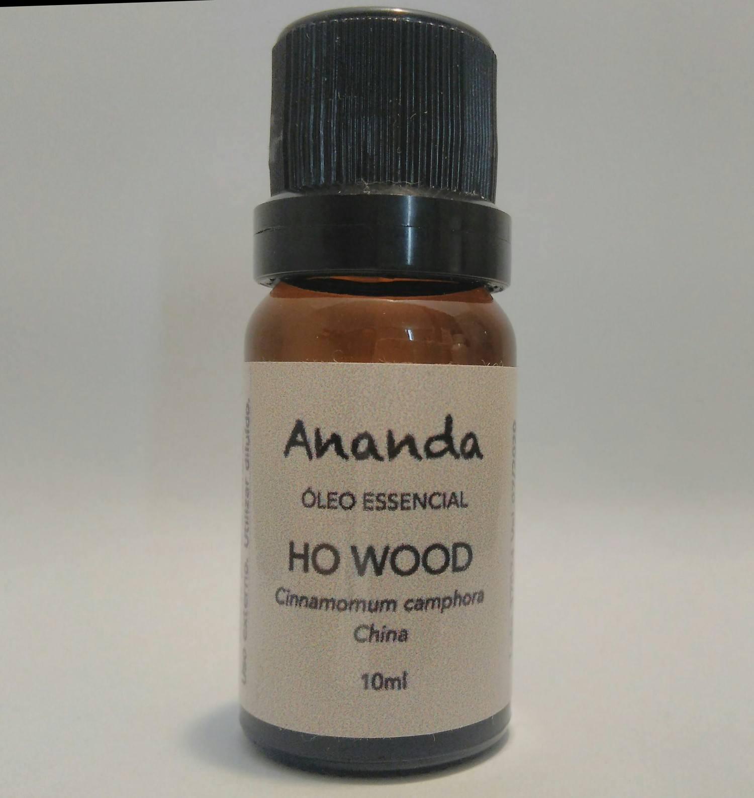 Óleo essencial de Ho Wood 10ml