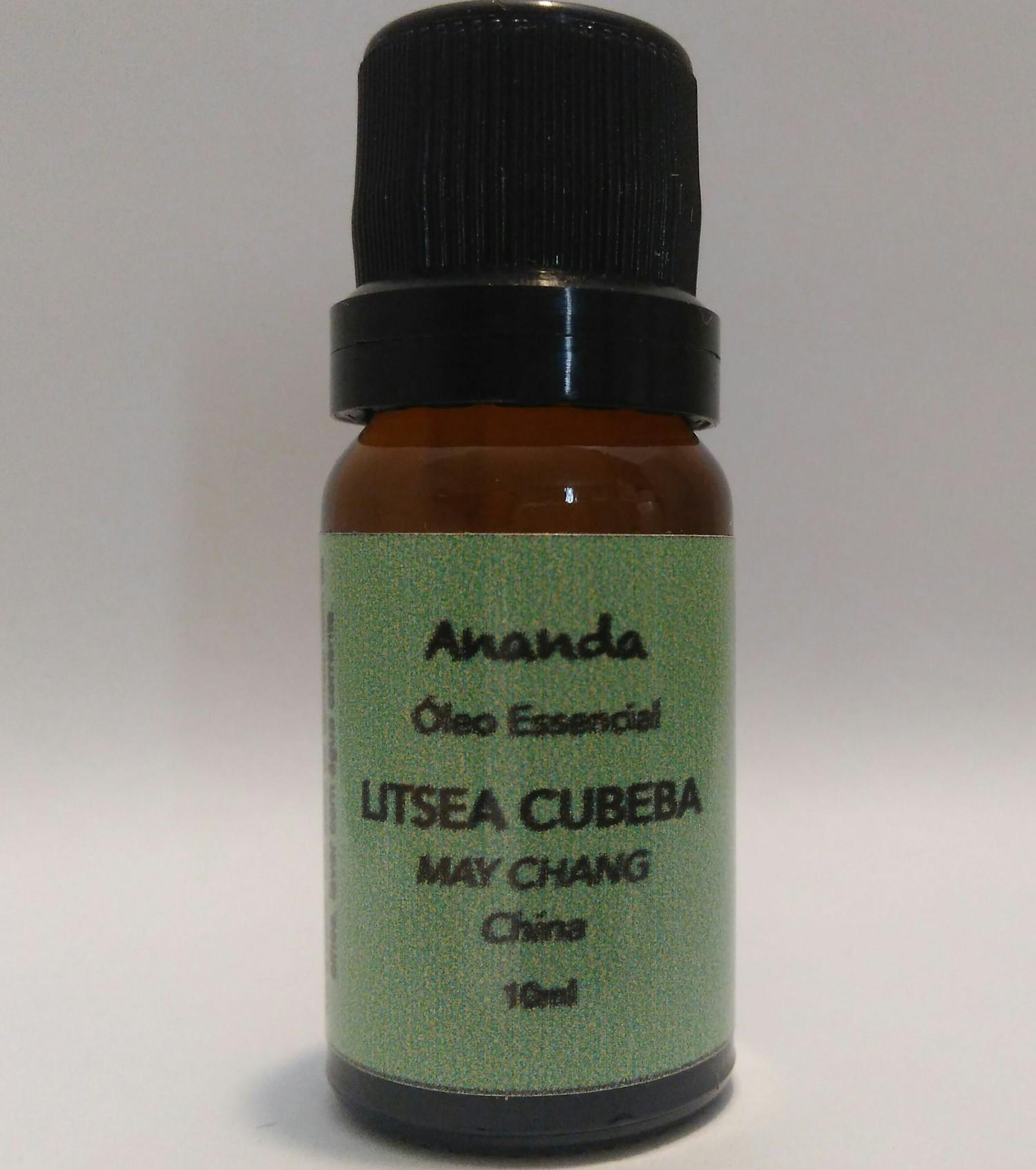 Óleo essencial de Litsea Cubeba (May Chang) 10ml