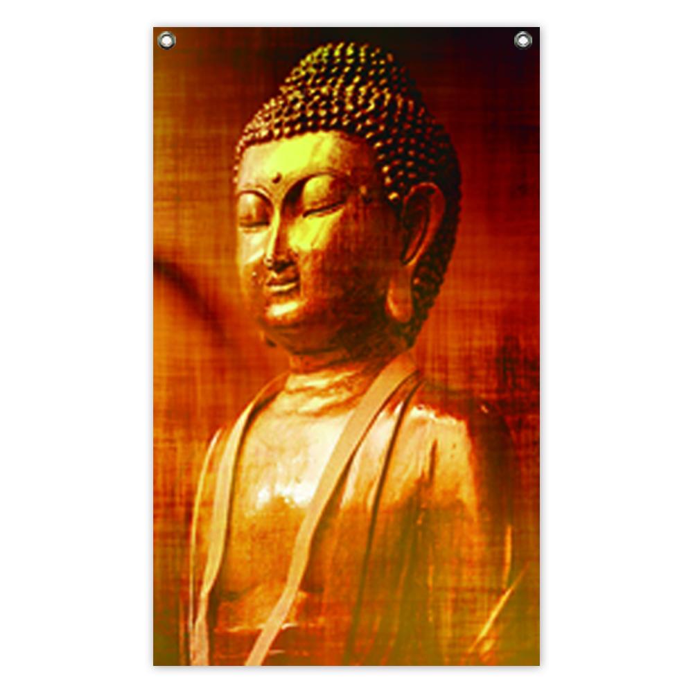 Panô Decorativo Buda - Banner