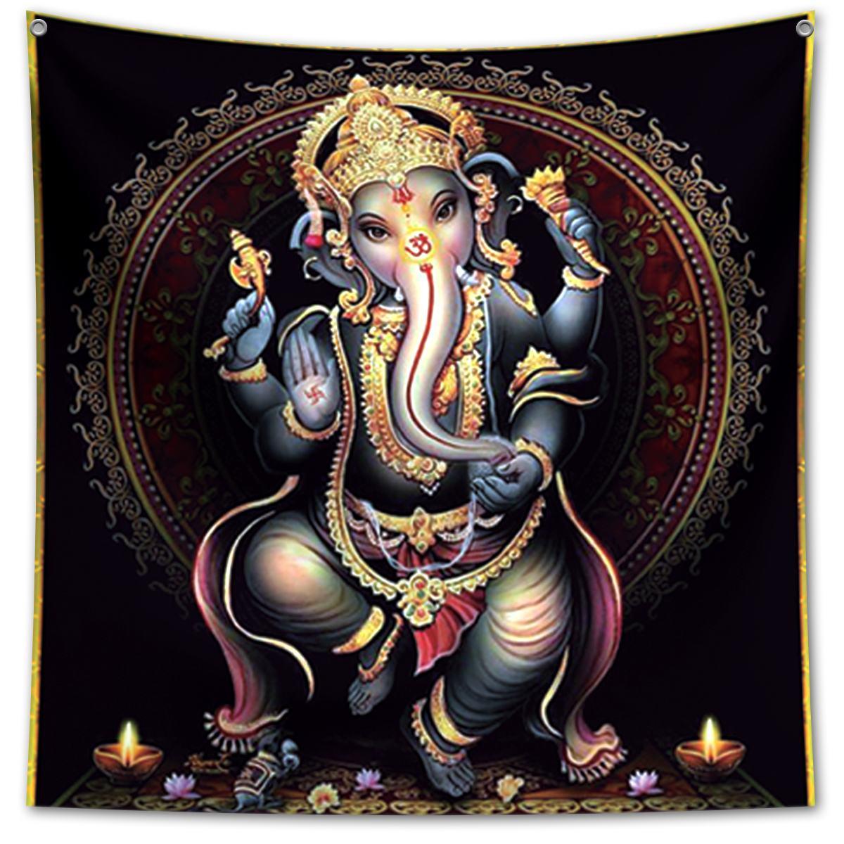 Panô Decorativo Ganesha - Banner