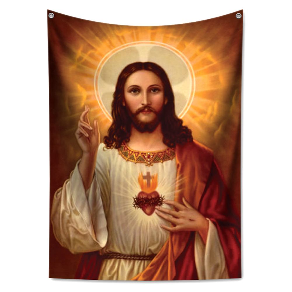 Panô Decorativo Jesus - Banner
