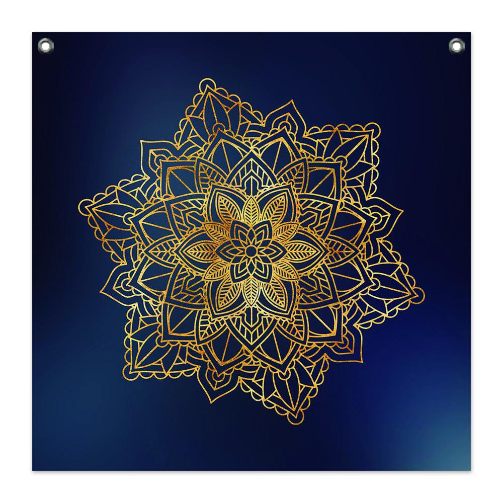 Panô Decorativo Mandala - Banner