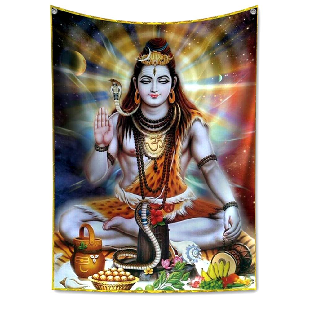 Panô Decorativo Shiva - Banner