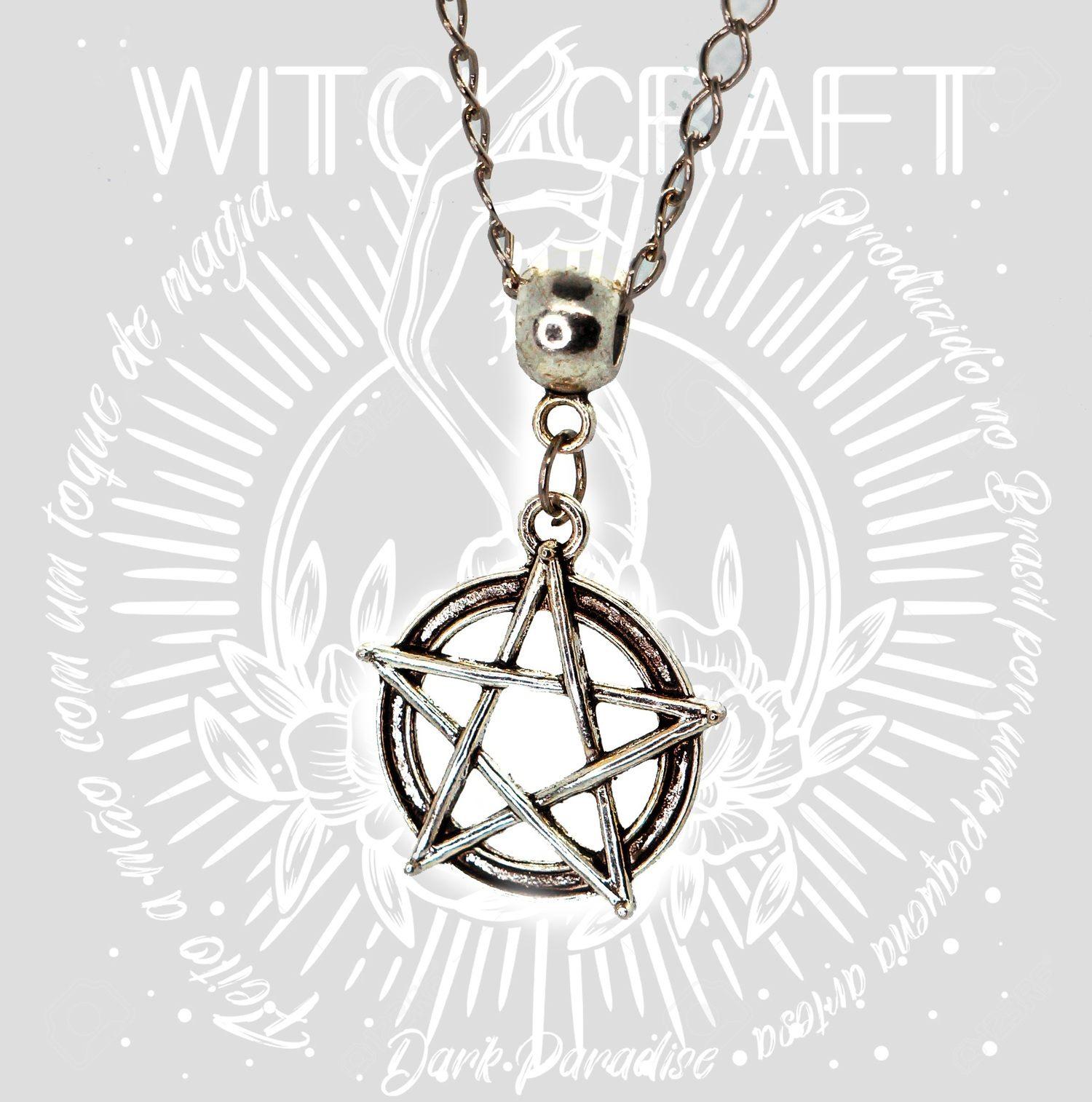 Pingente Pentagrama Ancient
