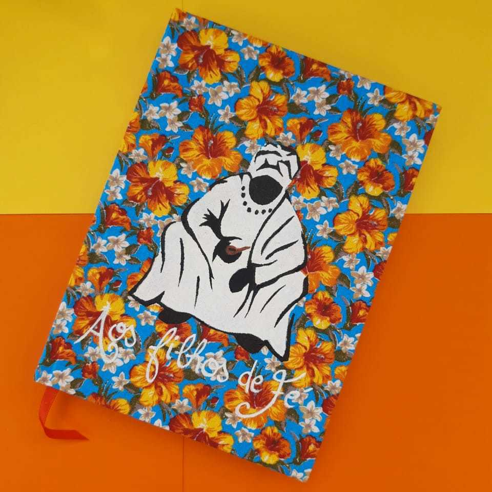 Caderno Preta Velha