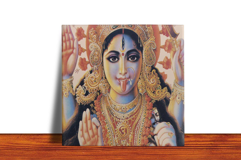 Quadro Azulejo Decorativo Kali
